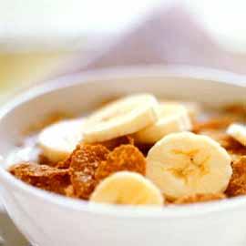 банановые мюсли